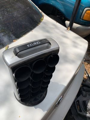 Keurig k cup holder for Sale in San Antonio, TX