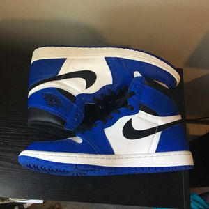 Nike Air Jordan 1 Retro High OG Game Royal sz 10.5 for Sale in Columbia, SC