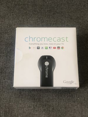 Google Chromecast in Original Packaging for Sale in Miami, FL