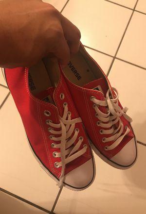 Red Converse for Sale in Miami, FL