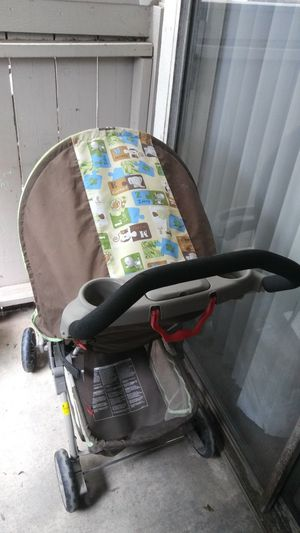 Evenflo stroller zoo animals for Sale in Austin, TX
