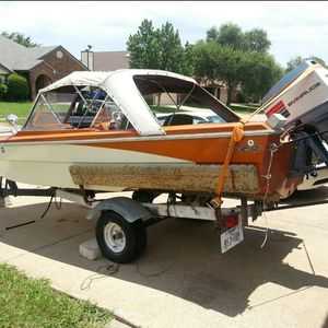 1975 Classic Boat (Negotiable) for Sale in Arlington, TX