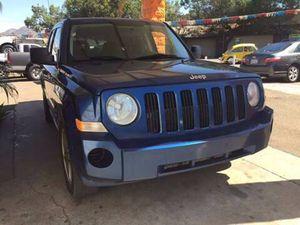 2009 jeep patriot 4 x 4 for Sale in Coronado, CA