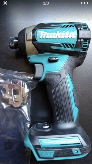 Makita impact brushless 3 speeds for Sale in Los Angeles, CA