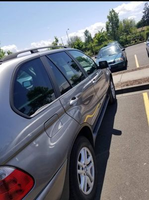 04 bmw x5 for Sale in Hillsboro, OR