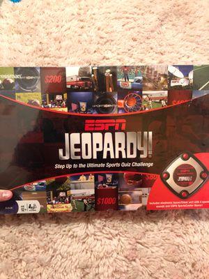 ESPN Jeopardy for Sale in Burien, WA