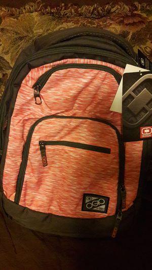 NEW OGiO Laptop Orange/Brown Backpack. for Sale in Laredo, TX