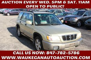 2001 Subaru Forester for Sale in Waukegan, IL