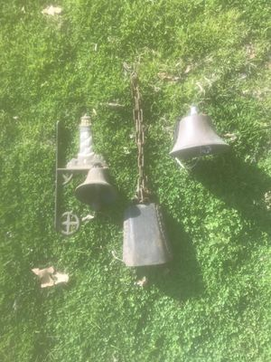 Old bells for Sale in Flower Mound, TX