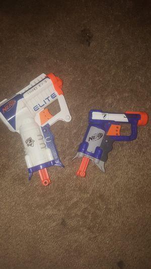 •Nerf Guns• for Sale in Hillsboro, OR