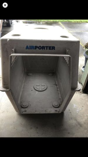 Air porter large animal kennel/transported for Sale in Ocean Shores, WA