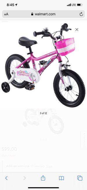 Chipmunk pink bike for Sale in Carson, CA