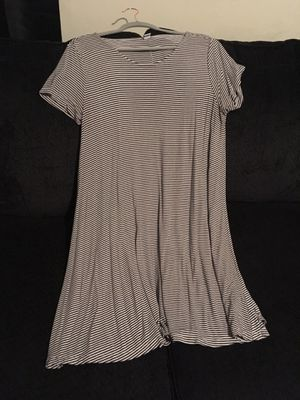Old Navy brand knee-length tee shirt dress. Size large for Sale in Takoma Park, MD