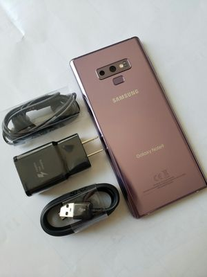 Samsung Galaxy Note 9 , Excellent Condition,  FACTORY UNLOCKED. for Sale in Springfield, VA