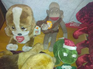 Stuffed animals for Sale in Lake Wales, FL