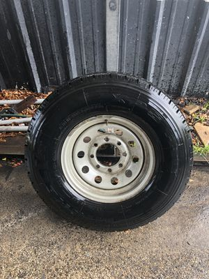 Trailer tire for Sale in Gibsonton, FL