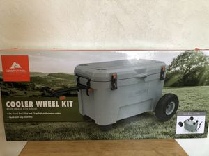 OZARK TRAIL COOLER WHEEL KIT for Sale in Reedley, CA