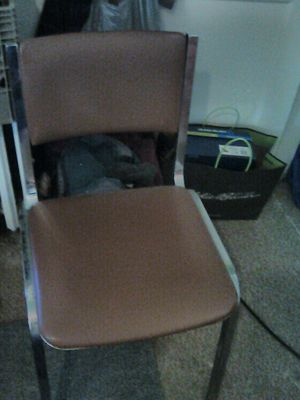 Metal Chair for Sale in Roanoke, VA