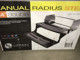 "RV Step/ Toy Hauler Step 24"" Double Step for Sale in Corona,  CA"