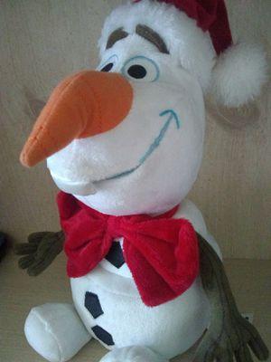 Disney Store Christmas Olaf & Disney World Tigger Plush for Sale in Miami, FL
