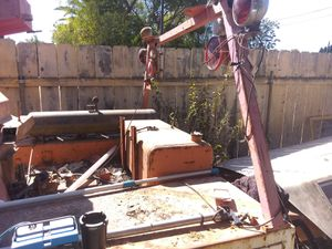 parting out 76 Chevy tow truck for Sale in El Cajon, CA