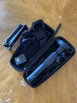 GoPro Hero 5 with Karma Stabilizer for Sale in Redlands, CA