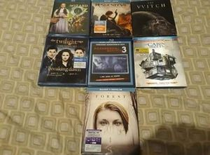 Blu-Ray Movies ($7 Per Movie) for Sale in Baker, LA