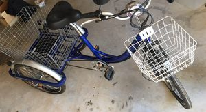 Cozytrike battery powered tricycle. for Sale in Carrollton, TX