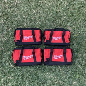 "MILWAUKEE 16"" CONTRACTOR TOOL BAG‼️$20 EACH‼️ for Sale in Santa Fe Springs, CA"