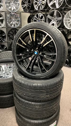 """19"""" bmw rims package 5-7 series bran new 5x120 for Sale in Sterling Heights, MI"""