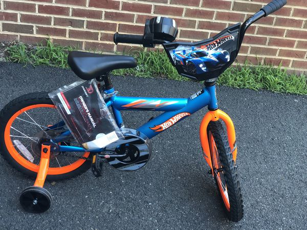 Hot Wheels Tricycle for ages 3-5