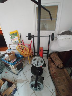 Weight set for Sale in Virginia Beach, VA