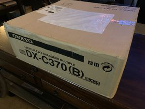 Onkyo DX-C370 Compact Disc Changer New Never opened for Sale in Addison, IL