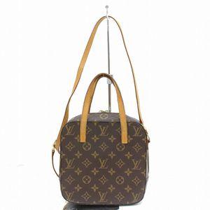 Authentic Louis Vuitton Spontini M47500 Brown Monogram Hand Bag 11336 for Sale in Plano, TX
