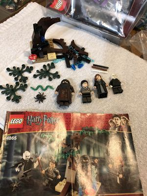 LEGO Harry Potter # 4865 - Retired set 100 % complete for Sale in Lakeside, CA
