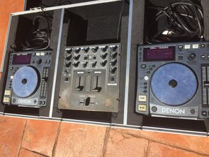Denon DJ equipment for Sale in Miami, FL