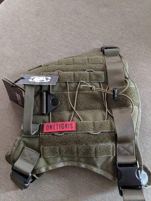 Tactical dog vest for Sale in Manassas, VA