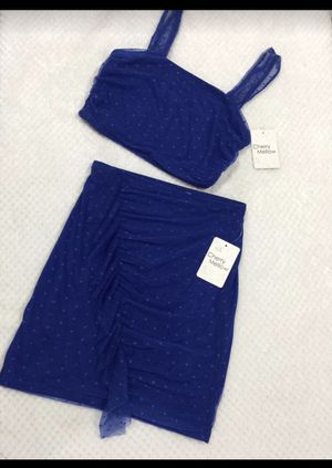 Cute set top / skirt size small for Sale in Carson, CA