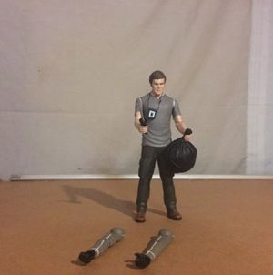Dexter Action Figure Toy for Sale in Houston, TX