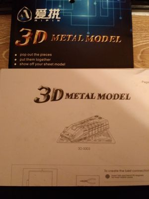 """Awesome 3D model authentic museum quality laser cut. """"Star wars"""" for Sale in Smyrna, TN"""