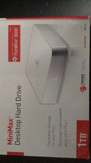 Extra Computer Storage | Mac Desktop Hard Drive for Sale in Woodbridge, VA