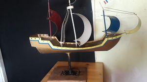 Metal sailboat $10 for Sale in Stockton, CA