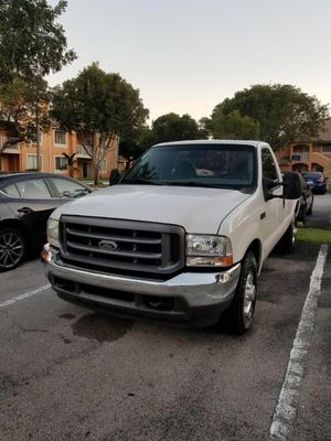 Ford F-350 2003 título limpio for Sale in Fort Lauderdale, FL