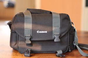 Canon Camera Bag for Sale in Oakland, CA