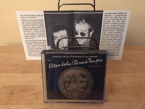 The Elton John / Bernie Toupin CD Collection for Sale in Pompano Beach, FL