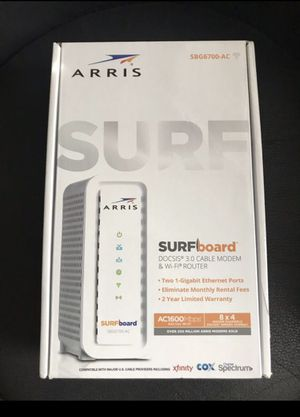 Router/Modem compatible with internet service providers for Sale in Atlanta, GA