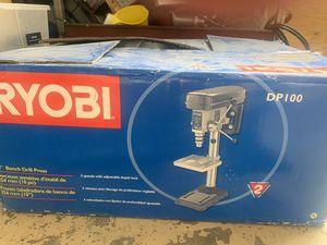 RYOBI Bench drill press for Sale in Escondido, CA