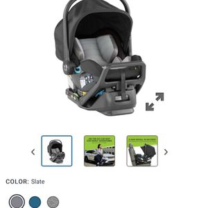 New Baby Jogger City Go 2 Infant car seat 2020 for Sale in Bakersfield, CA