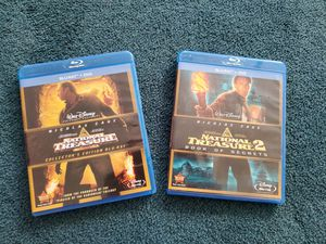 National Treasure DVD 1 & 2 for Sale in Hixson, TN