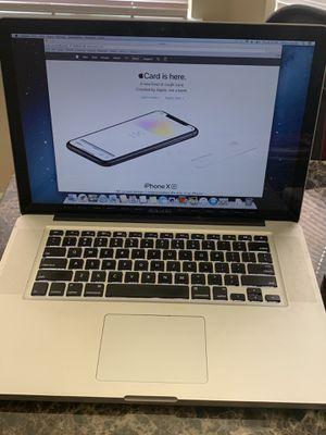 15' MacBook Pro for Sale in Nashville, TN